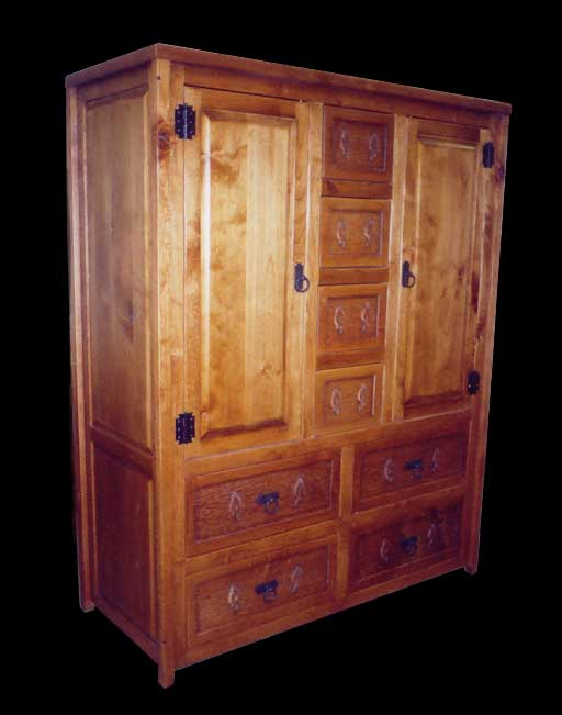 Hand Carved Wood Furniture By Wood Reflections